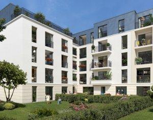 Achat / Vente appartement neuf Saint-Cyr-L'Ecole proche Fontaine Saint-Martin (78210) - Réf. 2113