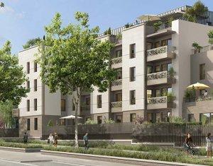 Achat / Vente appartement neuf Saint-Cyr-L'Ecole proche jardins de l'Ecole Militaire (78210) - Réf. 708