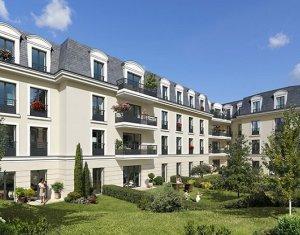 Achat / Vente appartement neuf Saint-Cyr-l'École proche mairie (78210) - Réf. 3102