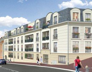 Achat / Vente appartement neuf Saint-Cyr-l'Ecole proximité Gare (78210) - Réf. 2107