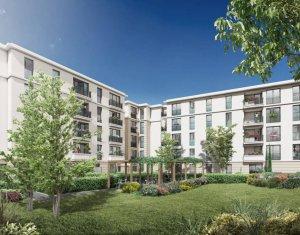 Achat / Vente appartement neuf Saint-Cyr-l'École à 1,6 km de la gare (78210) - Réf. 6103