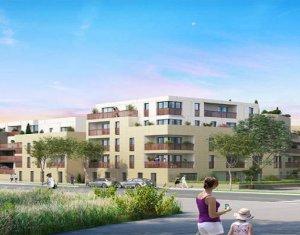 Investissement locatif : Appartement en loi Pinel  Saint-Cyr-l'Ecole à 1 kilomètre du RER C (78210) - Réf. 3918