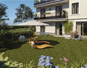 Achat / Vente appartement neuf Saint-Cyr-L'école aux portes de Versailles (78210) - Réf. 4704