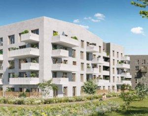 Achat / Vente appartement neuf Saint-Cyr-l'Ecole futur quartier Plaine de Vie (78210) - Réf. 4952
