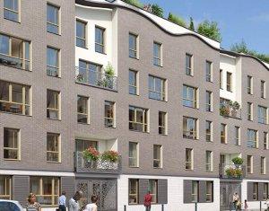 Achat / Vente appartement neuf Saint-Denis à côté du Parc de la Légion d'Honneur (93200) - Réf. 514