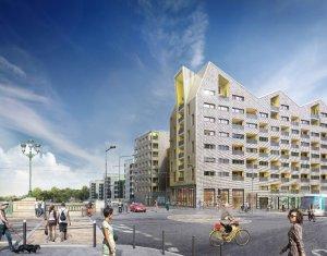 Achat / Vente appartement neuf Saint-Denis en bordure de Seine (93200) - Réf. 445