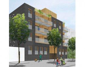 Achat / Vente appartement neuf Saint-Denis proche quartier Brise-Echalas (93200) - Réf. 267