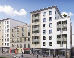 Achat / Vente appartement neuf Saint-Denis proche RER D (93200) - Réf. 2600