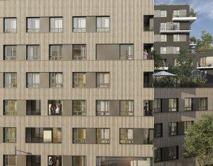 Achat / Vente appartement neuf Saint-Denis quartier de la Montjoie (93200) - Réf. 592