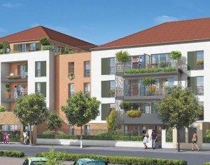 Achat / Vente appartement neuf Saint-Fargeau-Ponthierry proche centre (77310) - Réf. 2051