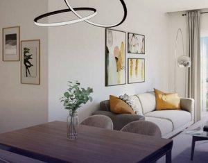 Investissement locatif : Appartement en loi Pinel  Saint-Fargeau-Ponthierry proche RER D (77310) - Réf. 4487