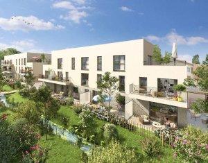 Achat / Vente appartement neuf Saint-Germain-en-Laye proche lycée international (78100) - Réf. 6244