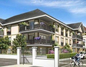 Achat / Vente appartement neuf Saint-Germain-lès-Arpajon quartier pavillonnaire proche Brétigny (91180) - Réf. 2059