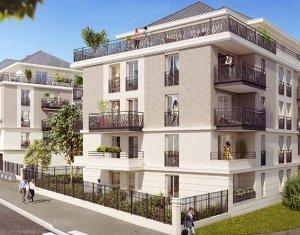 Investissement locatif : Appartement en loi Pinel  Saint-Gratien proche de Paris (95210) - Réf. 2363