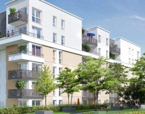Achat / Vente appartement neuf Saint-Gratien quartier des Raguenets (95210) - Réf. 1751