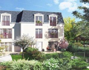 Achat / Vente appartement neuf Saint-Leu-la-Forêt 800 mètres de la gare (95320) - Réf. 2009