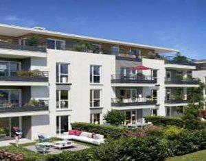 Investissement locatif : Appartement en loi Pinel  Saint-Leu-la-Forêt quartier de la Plaine (95320) - Réf. 4469