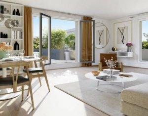 Investissement locatif : Appartement en loi Pinel  Saint-Maur-des-Fossés à 1km du RER A (94100) - Réf. 5765
