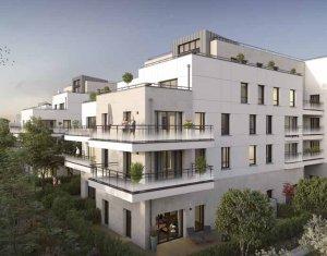 Investissement locatif : Appartement en loi Pinel  Saint-Maur-des-Fossés écoquartier Jardin des Facultés (94100) - Réf. 3692