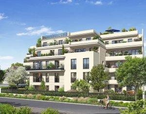 Achat / Vente appartement neuf Saint-Maur-des-Fossés proche bords de Marne (94100) - Réf. 3833