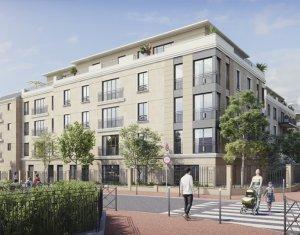 Achat / Vente appartement neuf Saint-Maur-des-Fossés proche commodités (94100) - Réf. 2176