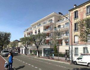 Achat / Vente appartement neuf Saint-Maur-des-Fossés proche des écoles (94100) - Réf. 2449