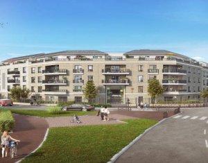Achat / Vente appartement neuf Saint-Maur-des-Fossés proche Gare Saint-Maur-Créteil et RER A (94100) - Réf. 4141