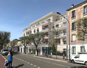 Achat / Vente appartement neuf Saint-Maur-Des-Fossés proche parc de l'abbaye (94100) - Réf. 2390