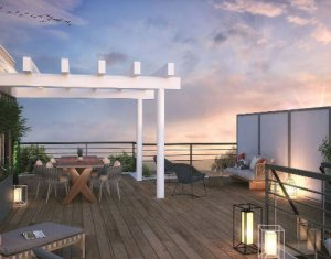 Investissement locatif : Appartement en loi Pinel  Saint-Maur-des-Fossés proche RER A (94100) - Réf. 4538