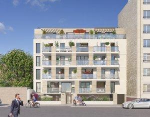Investissement locatif : Appartement en loi Pinel  Saint-Maur-des-Fossés quartier Adamville (94100) - Réf. 3699