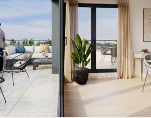 Investissement locatif : Appartement en loi Pinel  Saint-Maur-des-Fossés quartier de La Varenne St Hilaire (94100) - Réf. 6179