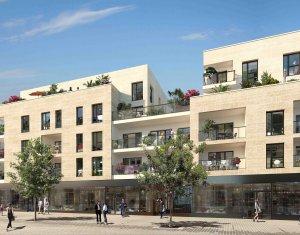 Achat / Vente appartement neuf Saint-Maur-des-Fossés quartier Varenne-Saint-Hilaire (94100) - Réf. 3696