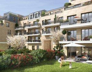 Achat / Vente appartement neuf Saint-Maur vieille ville proche RER A (94100) - Réf. 2487