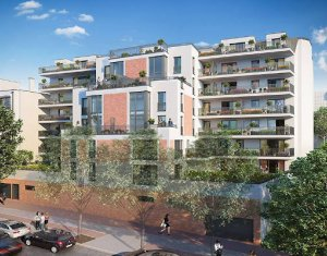 Achat / Vente appartement neuf Saint-Maurice à deux pas du Bois de Vincennes et proche du RER A (94410) - Réf. 4162