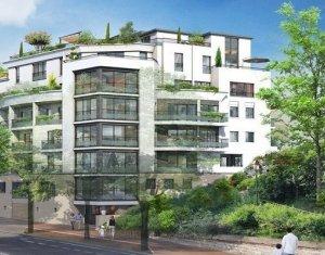 Achat / Vente appartement neuf Saint-Maurice-du-Valais à 600 mètres du bois de Vincennes (94410) - Réf. 2025