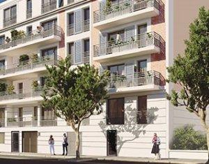 Achat / Vente appartement neuf Saint-Maurice proche Bois de Vincennes (94410) - Réf. 809