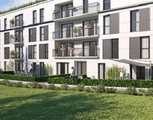 Achat / Vente appartement neuf Saint-Michel-sur-Orge face au parc Jean Vilar (91240) - Réf. 2723