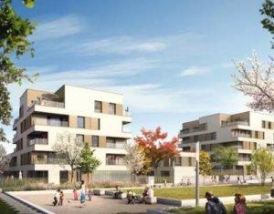 Achat / Vente appartement neuf Saint-Michel-sur-Orge proche de la gare RER C (91240) - Réf. 860