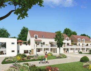 Achat / Vente appartement neuf Saint-Nom-la-Bretèche en plein centre-ville (78860) - Réf. 605