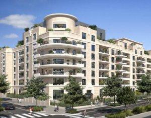 """Achat / Vente appartement neuf Saint-Ouen à 550 mètres du métro """"Mairie de Saint-Ouen"""" (93400) - Réf. 3949"""