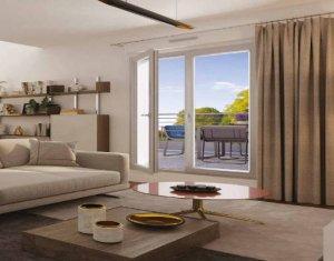 Achat / Vente appartement neuf Saint-Ouen à 900 mètres du marché aux Puces (93400) - Réf. 4439