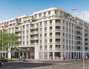Investissement locatif : Appartement en loi Pinel  Saint-Ouen à deux pas du métro (93400) - Réf. 6145