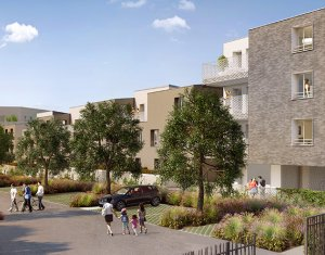 Achat / Vente appartement neuf Saint-Ouen-l'Aumône proche gare (95310) - Réf. 2212