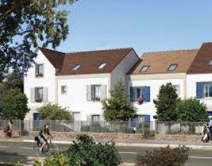 Investissement locatif : Appartement en loi Pinel  Saint-Ouen-l'Aumône quartier pavillonnaire (95310) - Réf. 484
