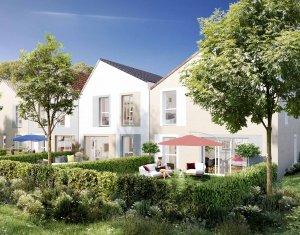 Investissement locatif : Appartement en loi Pinel  Saint-Ouen-l'Aumône ZAC de Liesse 2 (95310) - Réf. 1968