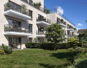 Achat / Vente appartement neuf Saint-Ouen proche du Parc des Docks (93400) - Réf. 4440