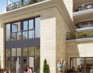 Achat / Vente appartement neuf Saint-Ouen proche Grand Parc des Docks (93400) - Réf. 3849