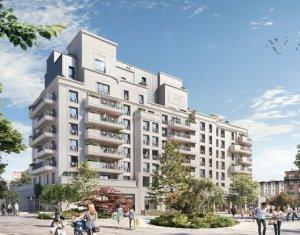 Achat / Vente appartement neuf Saint-Ouen proche métro 13 (93400) - Réf. 5072