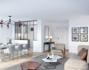 Achat / Vente appartement neuf Saint-Ouen proche parc de Choisy (93400) - Réf. 1652