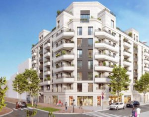 Investissement locatif : Appartement en loi Pinel  Saint-Ouen quartier Debain-Michelet (93400) - Réf. 2648